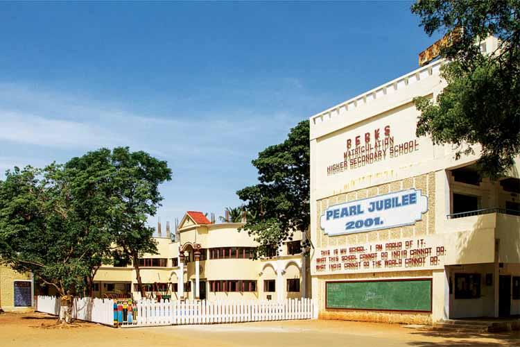 Perks school building
